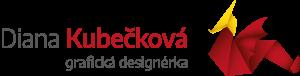 Diana Kubečková - logo