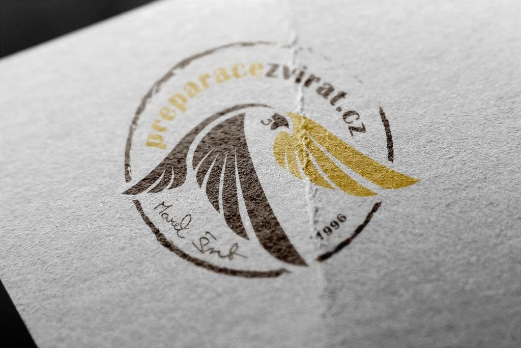 Preparacezvirat.cz - logotyp